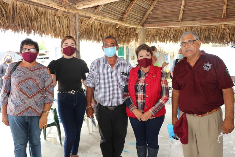 Ponen en marcha Gobierno de Cárdenas y Sociedad Civil Campaña de Limpieza en la Costa Grande del municipio.